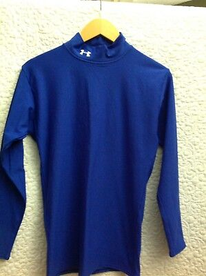 UNDER ARMOUR Heat Gear Compression Top, Mens Large