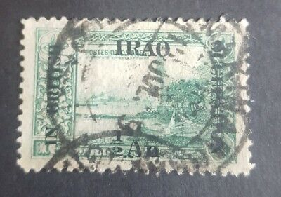 Mesopotomia Iraq British Occup.Garden Lighthouse #N29 (D38)