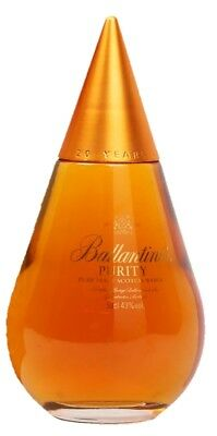 Ballantine's Purity 20 Year Old Blended Scotch Whisky 500ml