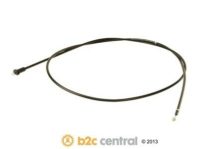 Original Equipment Hood Release Cable fits 1995-2006 Volkswagen Cabrio Golf Jett