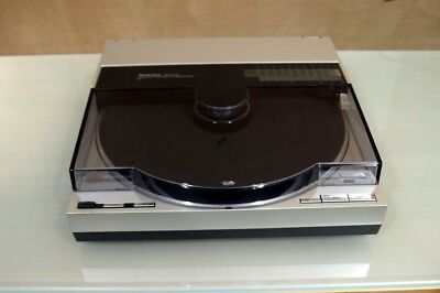 Technics SL-7 Linear Turntable and DC Linear regulated power supply.