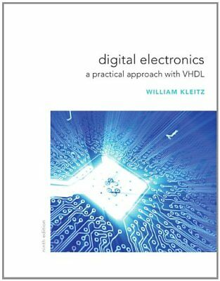 [PDF] Digital Electronics A Practical Approach with VHDL 9th Edition by William
