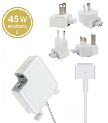 """45W MagSafe2 AC Power Supply Charger for MacBook Air 13"""" 11"""" A1435,A1465,A1466"""