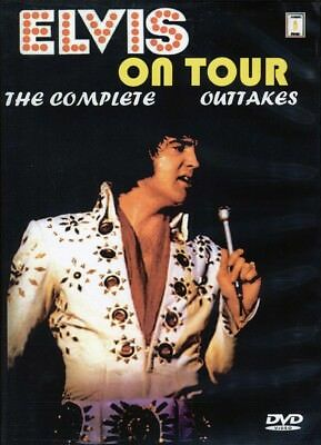 Elvis Collectors DVD - the complete On Tour outtakes - Very rare