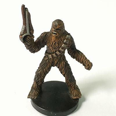Star Wars Miniatures Republic 25 Chewbacca OF KASHYYYK Centerpiece figure