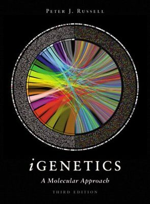 [PDF] iGenetics A Molecular Approach 3rd Edition by Peter J. Russell