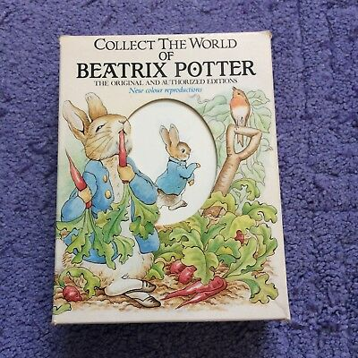 beatrix potter Peter Rabbit Book collection of 4 books