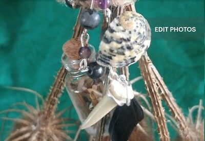 Spell - Four Corners Thistle Bundle - For House Protection and Blessings