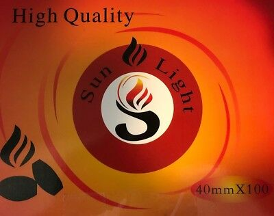 100pcs High Quality 40mm hookah coals By - Sunlight