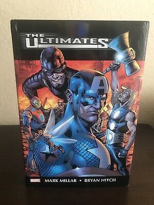 "The Ultimates Omnibus by Mark Millar - NM/VF OOP ""Ultimate Avengers"""