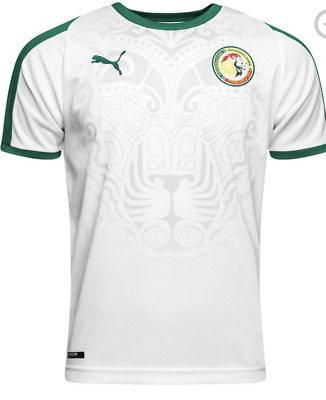 NEW Senegal Training Shirt Top - World Cup Russia 2018 - Free P&P! ALL SIZES