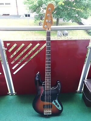 Fender Modern Player Jazz Bass 3TSB