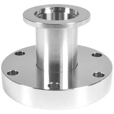 CF-2.75 (Conflat) to KF-25 (NW-25) Straight Reducer, SST