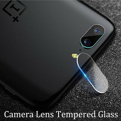 3x Premium Rear Camera Lens Tempered Glass Film Protector Saver For OnePlus 6 5T