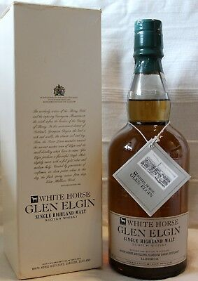Glen Elgin White Horse 15 years old Scotch Whisky 75cl 43%vol SELTEN