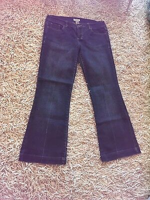 WAREHOUSE FLARE BELLBOTTOM JEANS  size 14