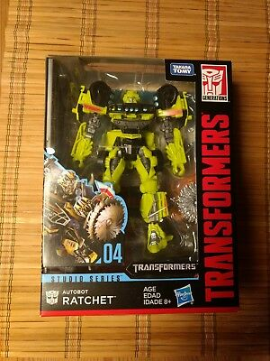 Transformers Figur RATCHET von Hasbro - Studio Series !!! NEU !!!