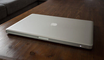 Apple MacBook Pro A1297 43,2 cm (17 Zoll) Laptop - MC725D/A (Februar, 2011)