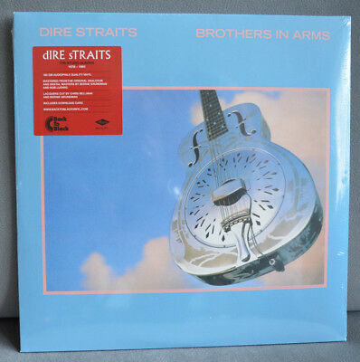 Dire Straits  Brothers in Arms Do.Lp Neu