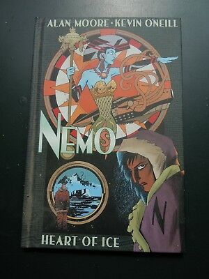 Nemo Heart Of Ice Alan Moore Kevin Oneill Top Shelf/knockabout Vgc