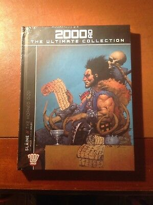 Slaine the Horned God (2000AD Ultimate Collection / Issue #1 / Vol 32 ) New.