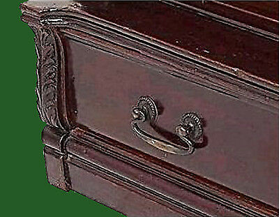 Exacting Jewerly Quality Globe Wernicke® Ideal Drawer Handles! Lmt'd Quantity!!!