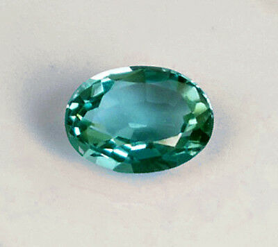 High - End! 1.04 ct Natural Earth Mined Emerald Certified No Reserve