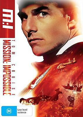 Mission Impossible - DVD Region 4 Free Shipping!