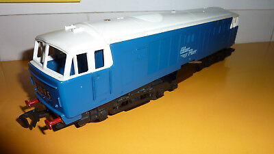 TRIANG BIG TRAIN Blue Flier Hymek Diesel