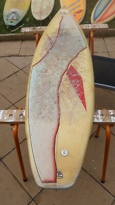 Freeglide surfboard