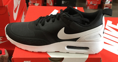 7f8480ffeaa3 NIKE Air Max Vision Men s Running Training Shoes Black White 918230 009 Sz8-