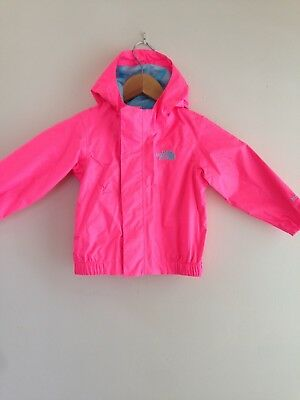 North Face Baby Toddler Children's  Jacket Shell Size 1/ 12-18 Months EUC