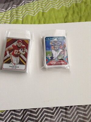 2017 Panini NFL Lot Of 119x All Different Stickers - New