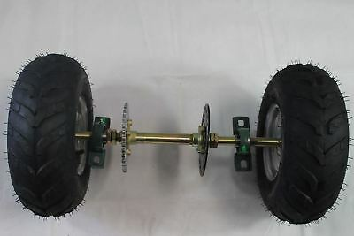 Huffy Slider Drift Trike Go Kart Quad Buggy Project 20mm Axle 620mm Wheels Kit