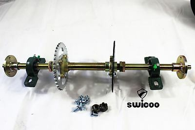 Huffy Slider Drift Trike Go Kart Project 20mm Complete 620mm Mini Axle Kit