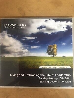 Cd Banning Liebscher (Bethel) Living And Embracing The Life Of Leadership