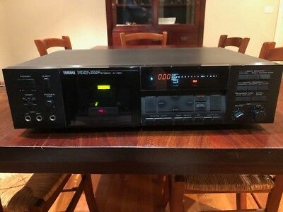 Yamaha Natural Sound Stereo Cassette Deck K-720