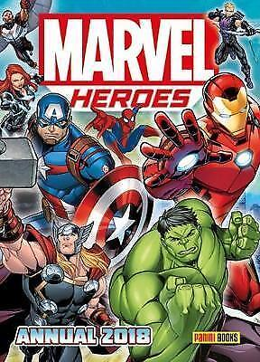Marvel Heroes Annual 2018 by Simon Frith (Hardback, 2017)