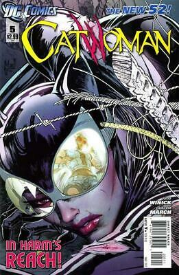 Catwoman #5 (Vol 4) New 52