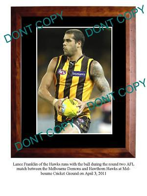 Lance Franklin Hawthorn Fc Star Large A3 Photo Print 5