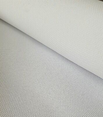 Aida Fabric - White - 14 Count - 50cm x 75cm