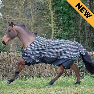 GALLOP LIGHTWEIGHT HORSE Turnout Rug
