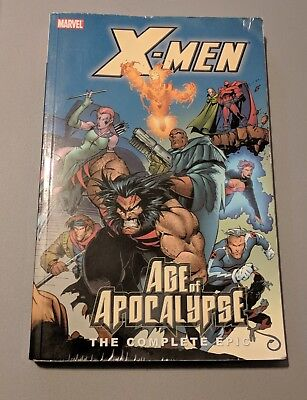 The Complete Age of Apocalypse Epic Book 2  (2006, Paperback)