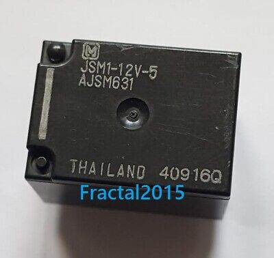 1 pcs JSM1-12V-5 JSM1-12V-5 Panasonic Electric Works