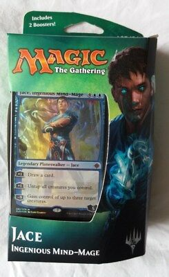 Magic the Gathering Ixalan Planeswalker deck - Jace Ingenious Mind-Mage