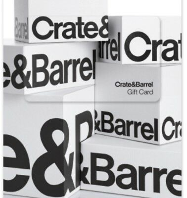 A crate barrel gift card blackhawk visa gift keystone cbbo cbbo Gift Cards And Check Balance Crate BarrelGift Cards And Check Balance Crate BarrelCrate And Barrel Egift Card GiftcardmallCrate Barrel At Gift Card Gallery By Giant EagleCrate Barrel Universal 50 Gift Card Barrell BestCardcookie 10 For Crate Barrel Gift Cards Raffle Items Fbiorcaaa Bowl A.