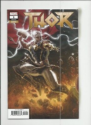 Thor #1 (2018) Kaare Andrews Variant Cover very fine/near mint (VF/NM) condition