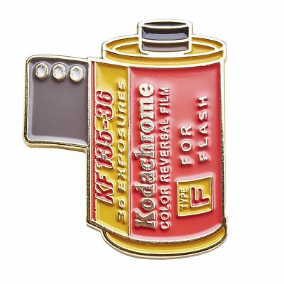 Kodachrome Film Canister Pin