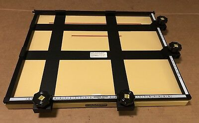 "Saunders Photographic Enlarger Easel 11""x14"" -Excellent Condition"