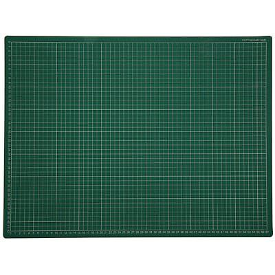 Green Cutting Mat Heavy Duty 45cm x 30cm x 3mm - A3 (Pack of 5)